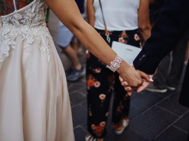 Il matrimonio di Phil e Bella a Taormina, Messina 3