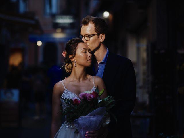 Le nozze di Bella e Phil