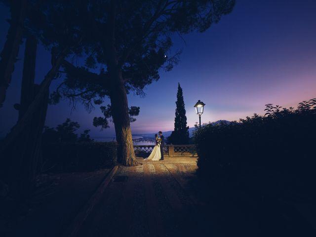 Il matrimonio di Phil e Bella a Taormina, Messina 8