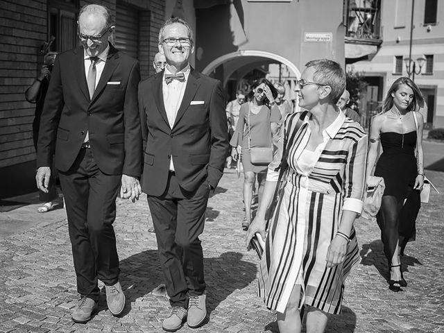 Il matrimonio di Matteo e Flavio a Villafranca Piemonte, Torino 17