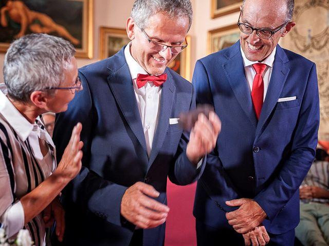 Il matrimonio di Matteo e Flavio a Villafranca Piemonte, Torino 18