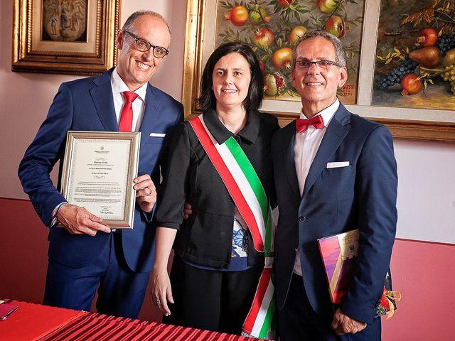 Il matrimonio di Matteo e Flavio a Villafranca Piemonte, Torino 20