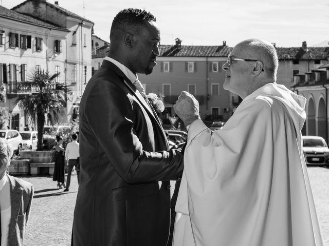 Il matrimonio di Leonardo e Elisa a Trinità, Cuneo 8