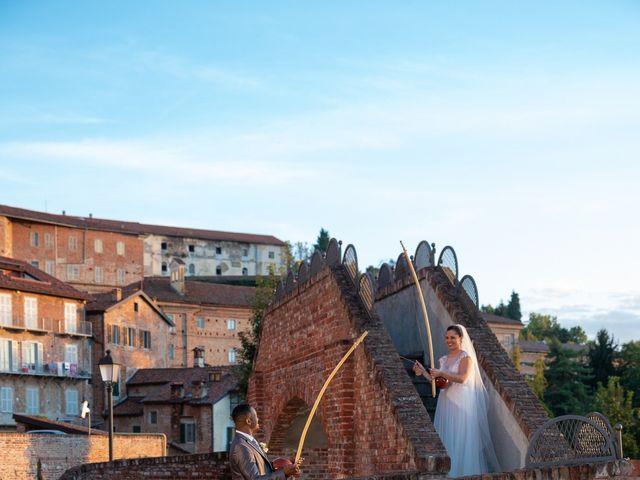 Il matrimonio di Leonardo e Elisa a Trinità, Cuneo 18