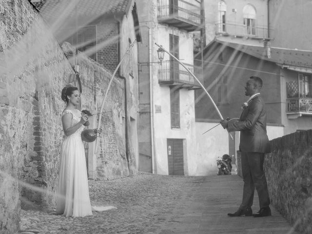 Il matrimonio di Leonardo e Elisa a Trinità, Cuneo 19