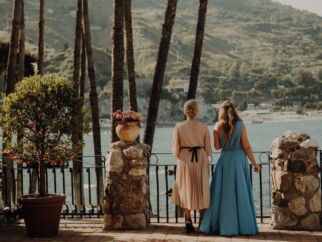 Il matrimonio di Sebastien e Federica a Taormina, Messina 14