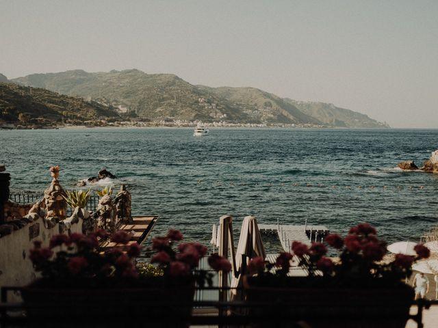Il matrimonio di Sebastien e Federica a Taormina, Messina 22
