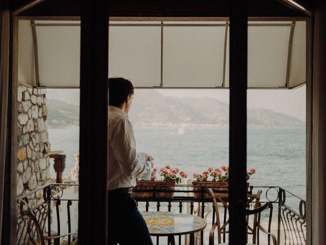 Il matrimonio di Sebastien e Federica a Taormina, Messina 27