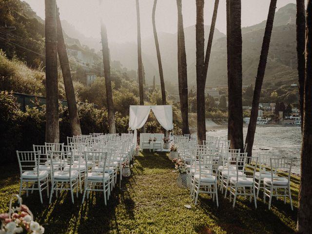 Il matrimonio di Sebastien e Federica a Taormina, Messina 38