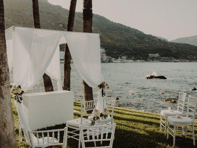 Il matrimonio di Sebastien e Federica a Taormina, Messina 39