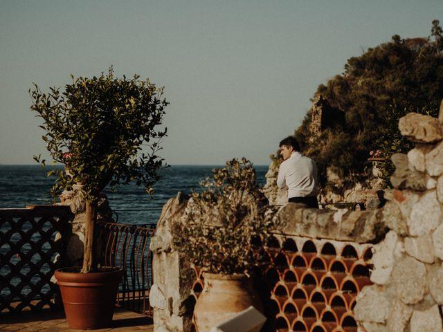Il matrimonio di Sebastien e Federica a Taormina, Messina 49