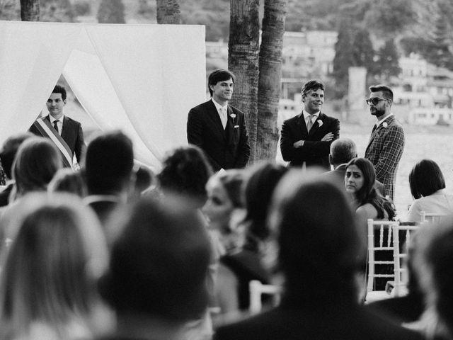 Il matrimonio di Sebastien e Federica a Taormina, Messina 71