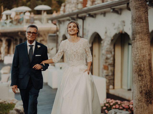 Il matrimonio di Sebastien e Federica a Taormina, Messina 75