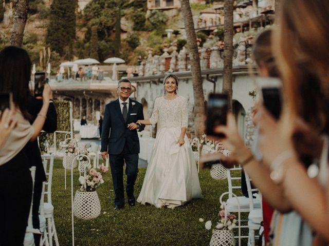 Il matrimonio di Sebastien e Federica a Taormina, Messina 76