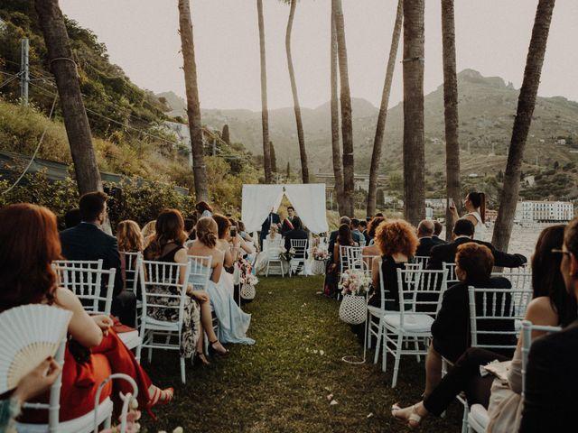 Il matrimonio di Sebastien e Federica a Taormina, Messina 86