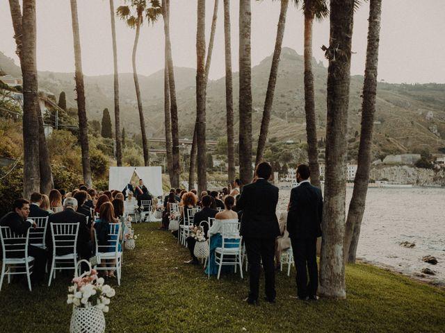 Il matrimonio di Sebastien e Federica a Taormina, Messina 87