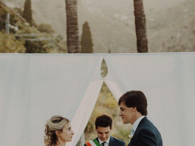 Il matrimonio di Sebastien e Federica a Taormina, Messina 93