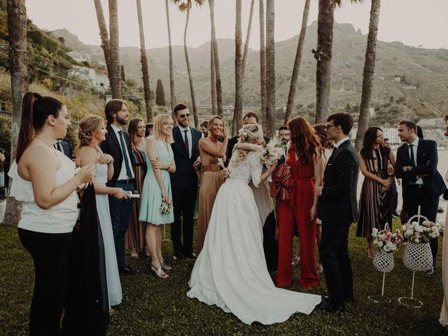 Il matrimonio di Sebastien e Federica a Taormina, Messina 109