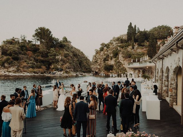 Il matrimonio di Sebastien e Federica a Taormina, Messina 111