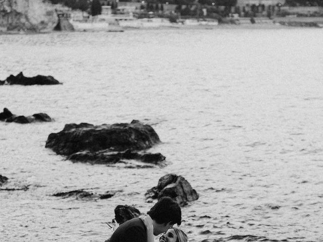 Il matrimonio di Sebastien e Federica a Taormina, Messina 115