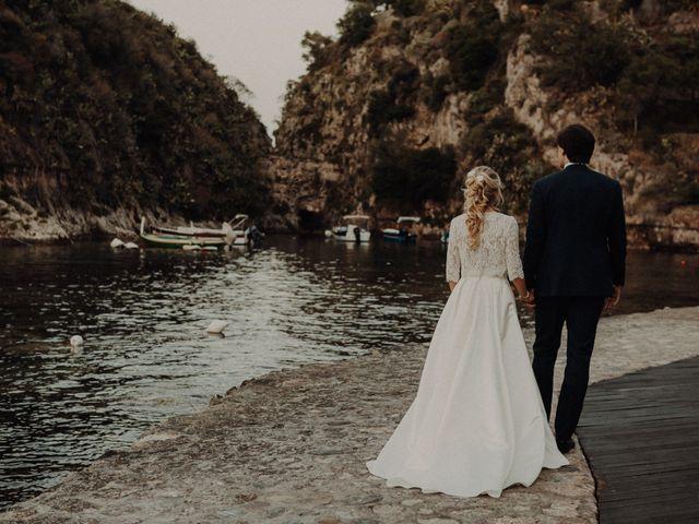 Il matrimonio di Sebastien e Federica a Taormina, Messina 126