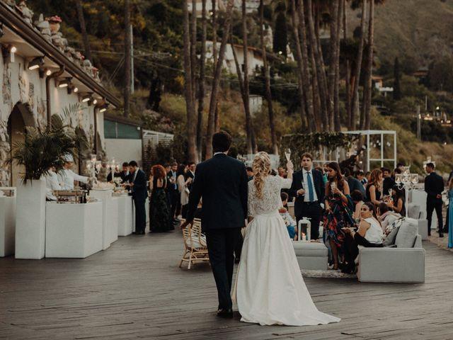 Il matrimonio di Sebastien e Federica a Taormina, Messina 129