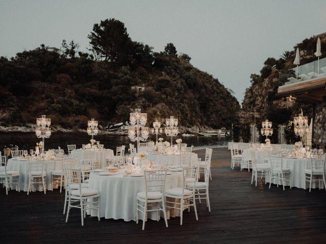 Il matrimonio di Sebastien e Federica a Taormina, Messina 130