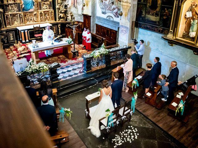 Il matrimonio di Marco e Laura a Morbegno, Sondrio 7