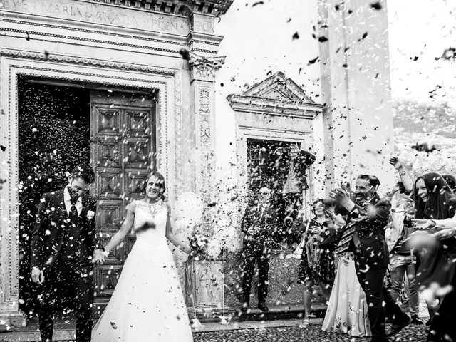 Il matrimonio di Marco e Laura a Morbegno, Sondrio 13