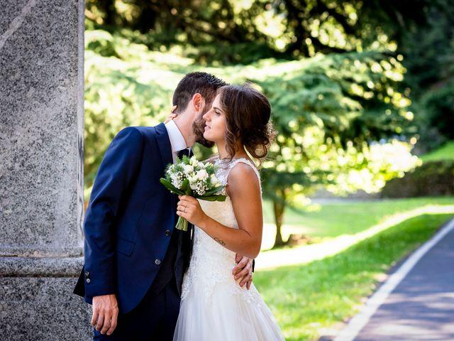 Il matrimonio di Marco e Laura a Morbegno, Sondrio 17