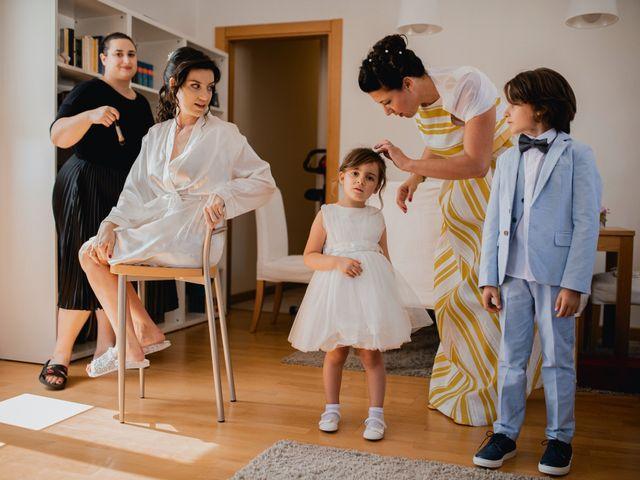 Il matrimonio di Stefano e Valentina a Ghiffa, Verbania 14