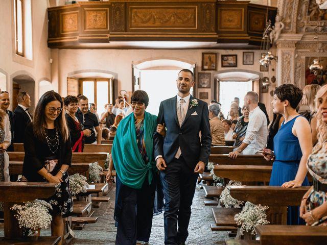 Il matrimonio di Stefano e Valentina a Ghiffa, Verbania 30