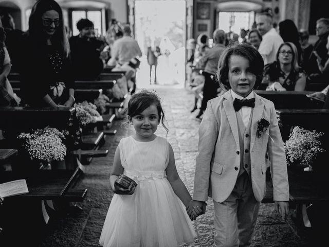 Il matrimonio di Stefano e Valentina a Ghiffa, Verbania 31