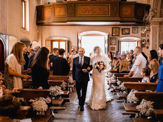 Il matrimonio di Stefano e Valentina a Ghiffa, Verbania 33