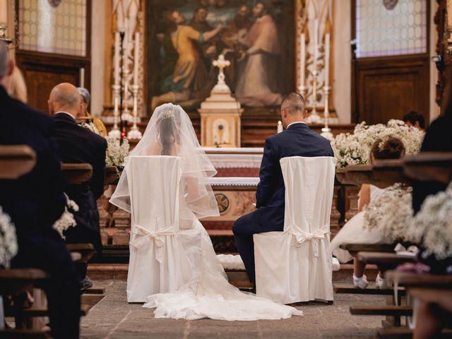 Il matrimonio di Stefano e Valentina a Ghiffa, Verbania 37