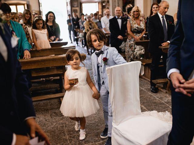 Il matrimonio di Stefano e Valentina a Ghiffa, Verbania 41