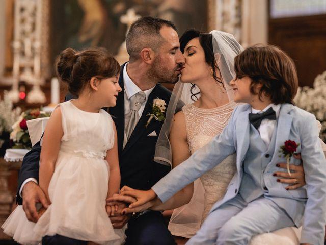 Il matrimonio di Stefano e Valentina a Ghiffa, Verbania 43
