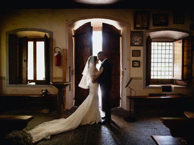 Il matrimonio di Stefano e Valentina a Ghiffa, Verbania 46