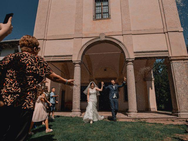 Il matrimonio di Stefano e Valentina a Ghiffa, Verbania 47