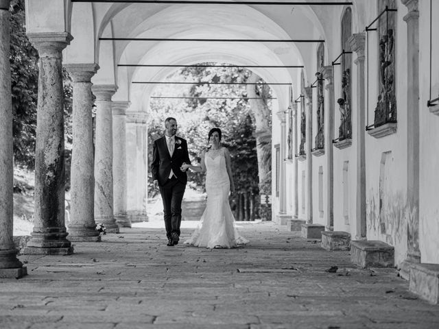 Il matrimonio di Stefano e Valentina a Ghiffa, Verbania 50