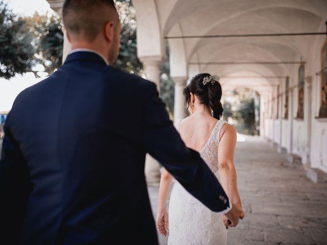 Il matrimonio di Stefano e Valentina a Ghiffa, Verbania 52