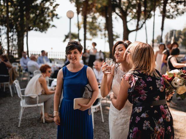 Il matrimonio di Stefano e Valentina a Ghiffa, Verbania 56