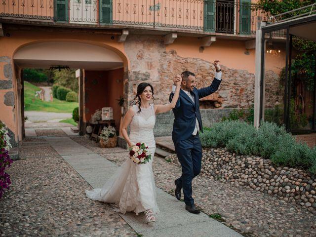 Il matrimonio di Stefano e Valentina a Ghiffa, Verbania 71