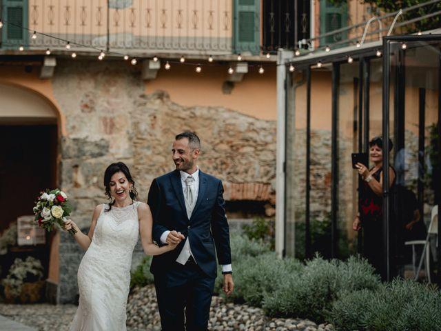 Il matrimonio di Stefano e Valentina a Ghiffa, Verbania 72