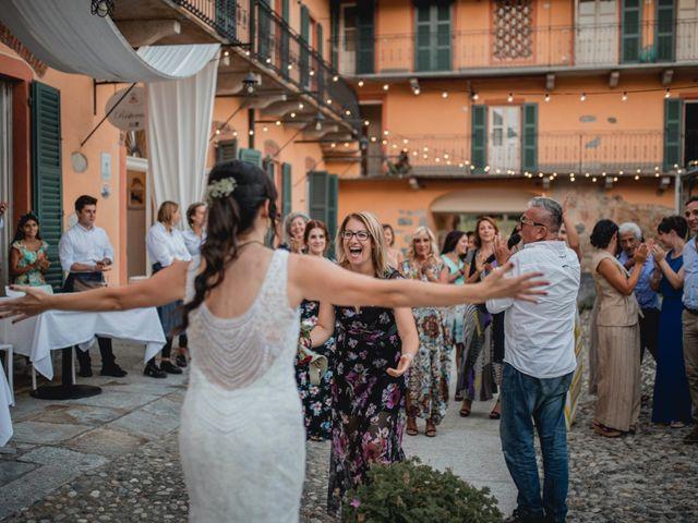 Il matrimonio di Stefano e Valentina a Ghiffa, Verbania 74