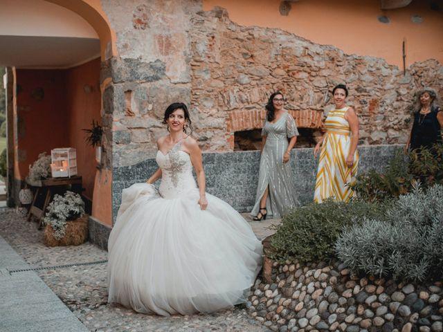 Il matrimonio di Stefano e Valentina a Ghiffa, Verbania 79