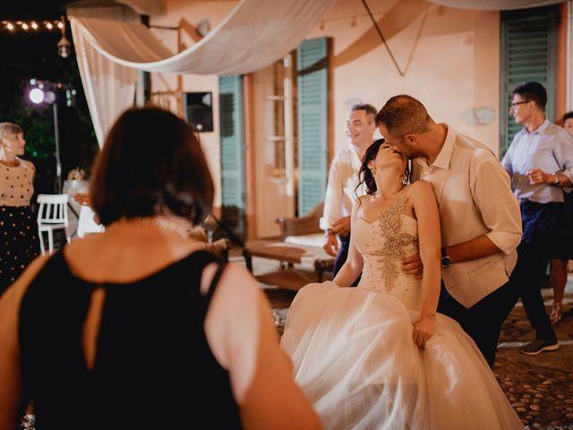 Il matrimonio di Stefano e Valentina a Ghiffa, Verbania 92
