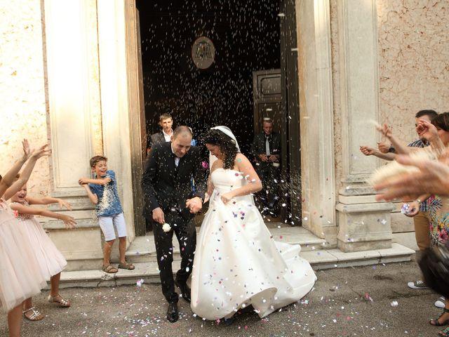 Il matrimonio di Claudio e Nabila a San Polo di Piave, Treviso 2