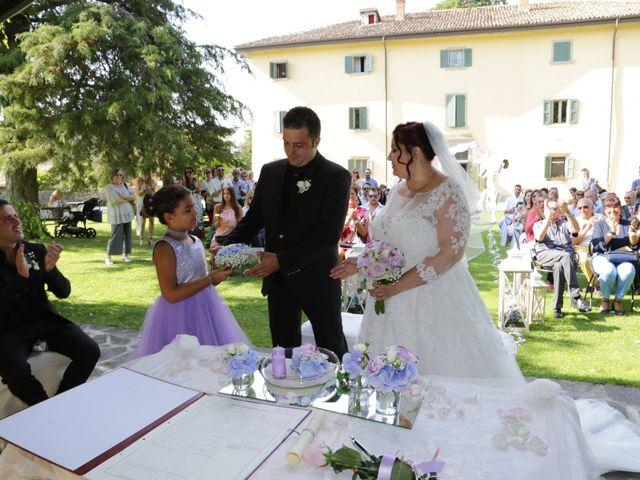 Il matrimonio di Willy e Desy a Loiano, Bologna 35