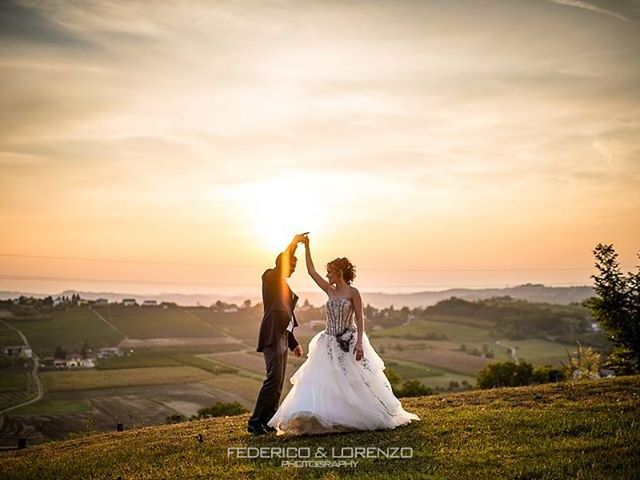 Il matrimonio di Davide e Laura a Monticello d'Alba, Cuneo 6